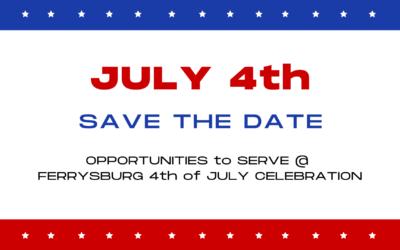 July 4th in Ferrysburg