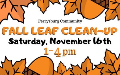 Ferrysburg Leaf Clean-Up