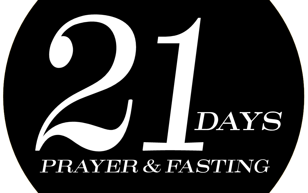 21-Day Prayer & Fasting