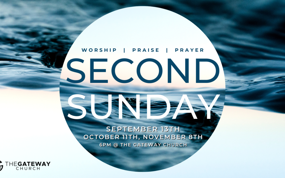 SECOND SUNDAYS